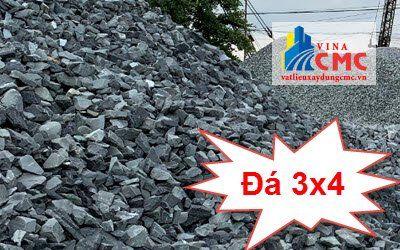 Đá 3x4 xây dựng