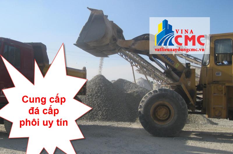 Đơn vị cung cấp đá cấp phối đá dăm loại 1 uy tín tại tphcm