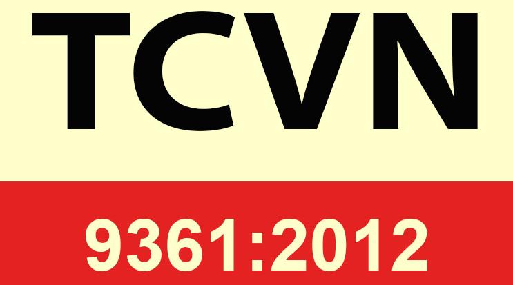 tcvn 9361:2012 là gì