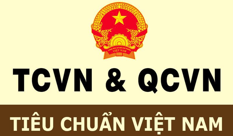 Tiêu chuẩn Việt Nam và Quy chuẩn Việt Nam