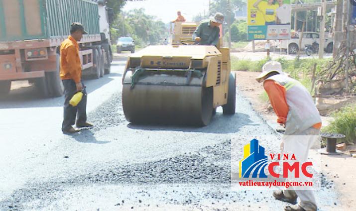 Ứng dụng của đá dăm tiêu chuẩn trong thi công công trình giao thông