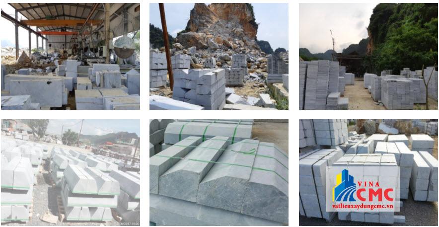 Các loại đá khối