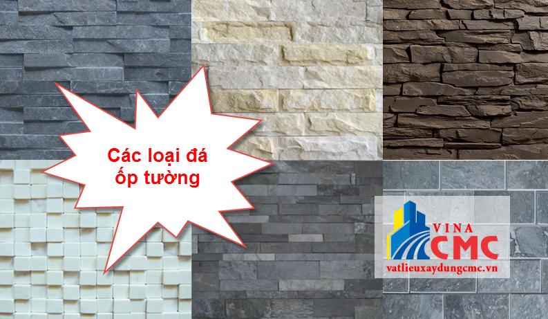 Các loại đá ốp tường
