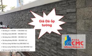 Giá đá ốp tường mới nhất