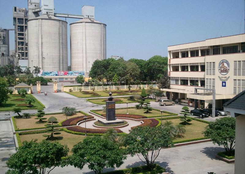 Công ty xi măng Hoàng Thạch