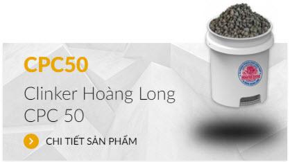 Xi măng CPC50 Hoàng Long