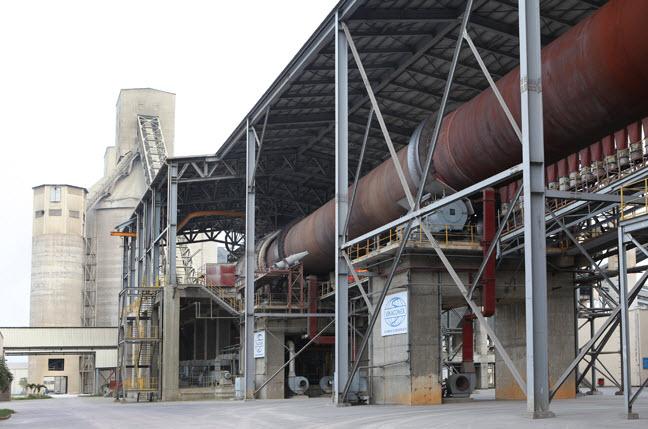Công nghệ sản xuất xi măng
