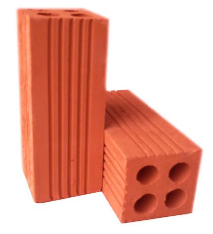 Gạch tuynel 4 lỗ là loại gạch xây được rất được ưa chuộng ngày nay, thường được sử dụng khi xây tường 100.