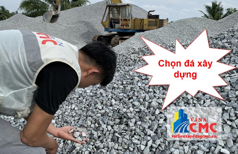 Kinh nghiệm mua đá xây dựng giá rẻ đúng chất lượng