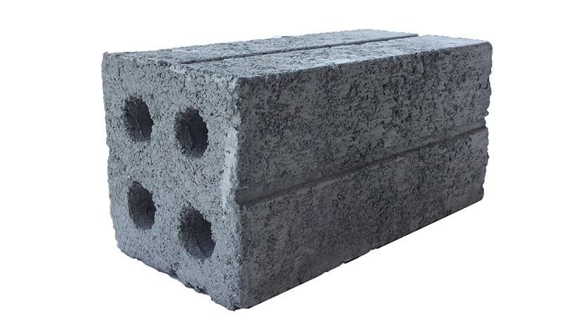 Thành phần chính của gạch táp lô là bột đá, xi măng và các chất phụ gia kèm theo