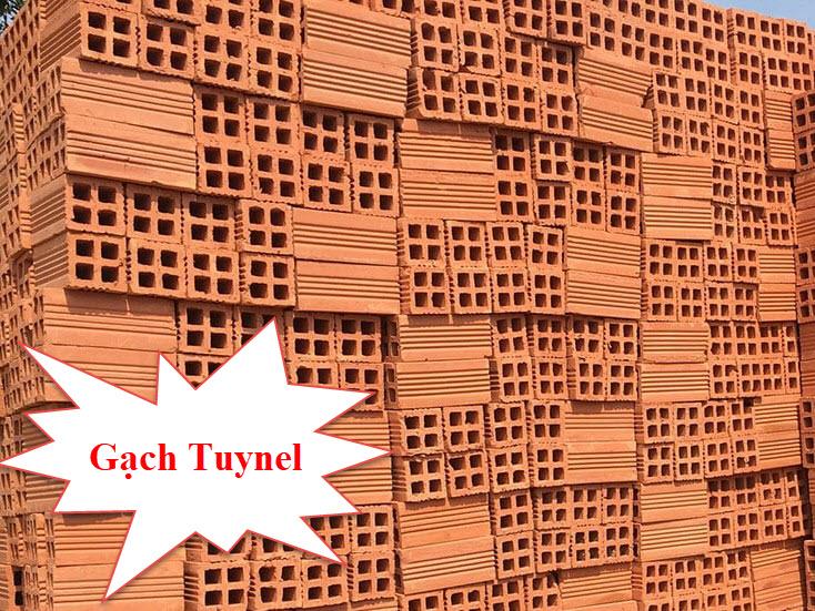 Gạch Tuynel nổi tiếng bền đẹp, chịu lực tốt, cường độ cao, mẫu mã đa dạng, đẹp mắt.