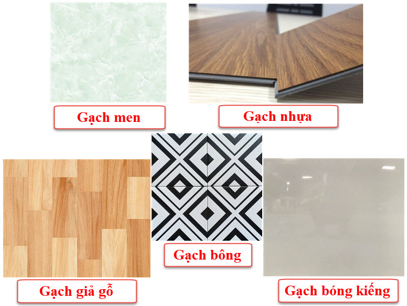 Gạch ốp lát là các loại gạch lát nền được sử dụng phổ biến hiện nay